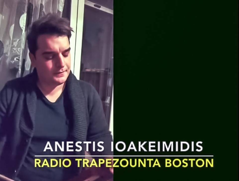 Anestis Ioakeimidis – Ανέστης Ιωακειμίδης