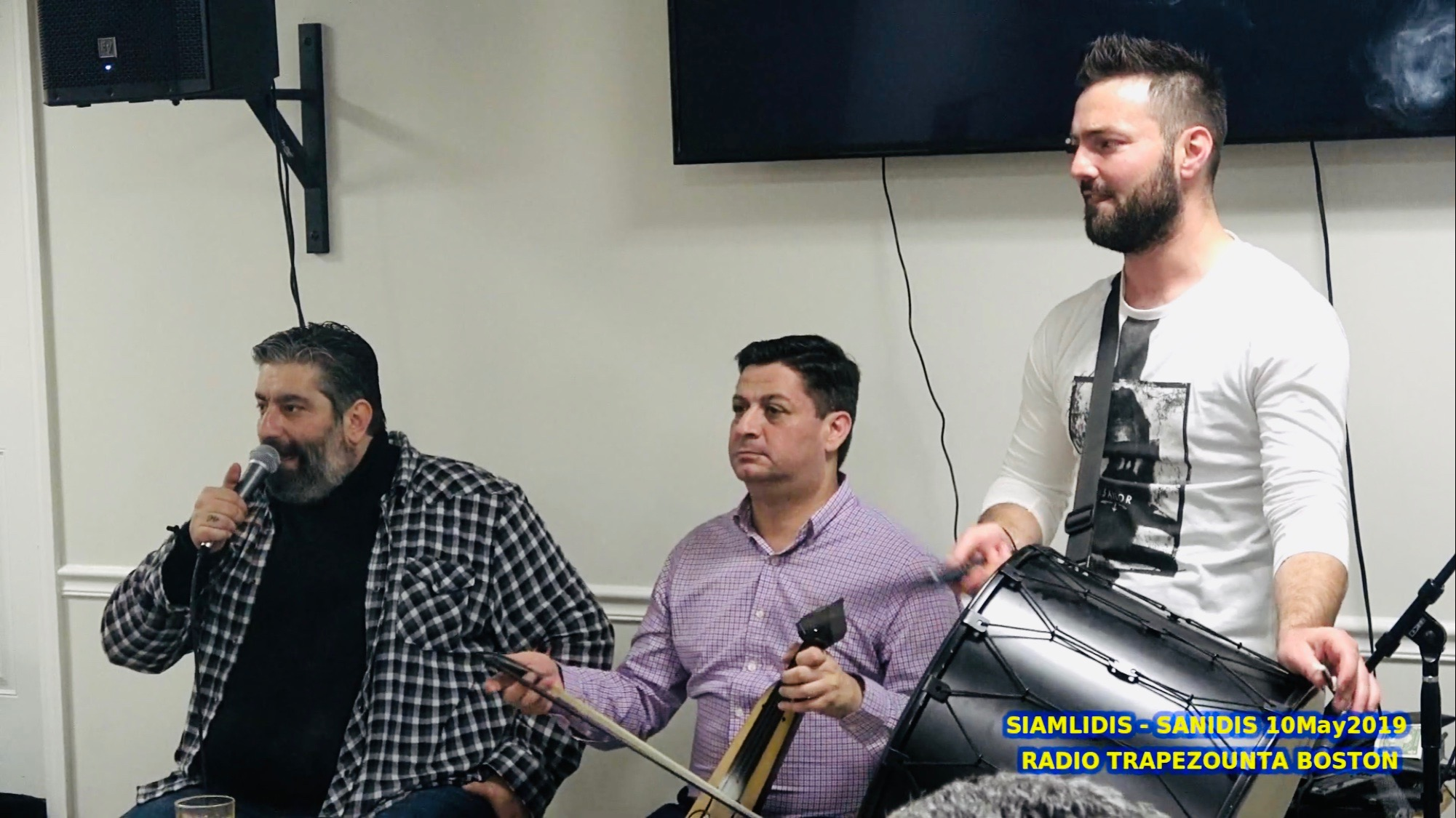 Giorgos Siamlidis – Giannis Sanidis | Pontiaki Estia Boston 10May2019