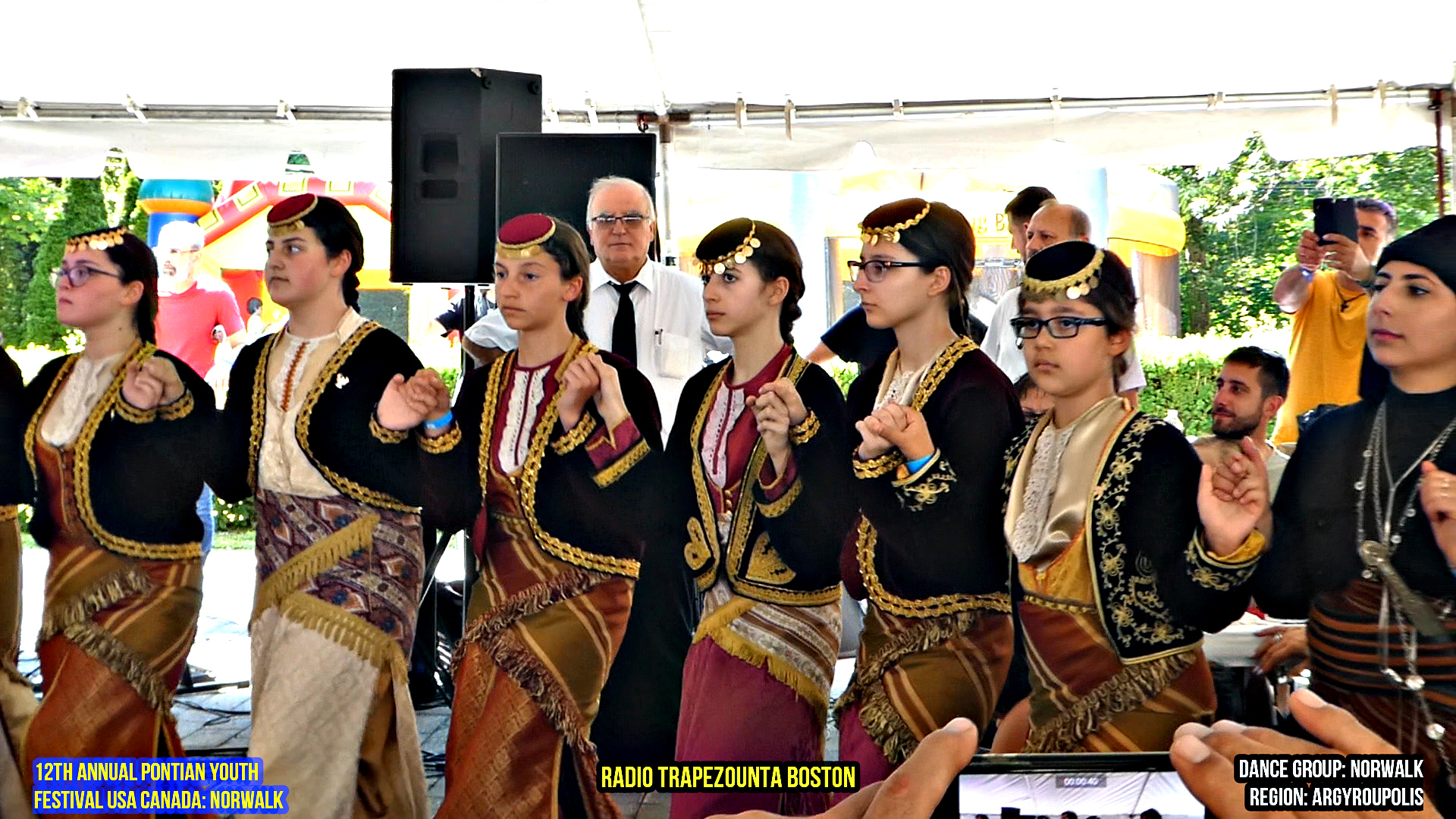 12th Annual Pontian Youth Festival in Norwalk 2019 || Dance Groups