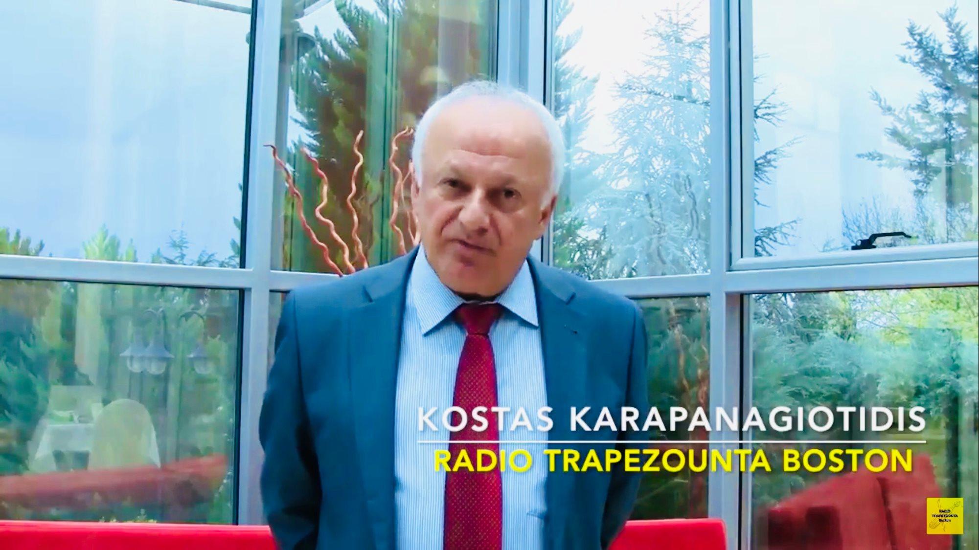 ΚΩΣΤΑΣ ΚΑΡΑΠΑΝΑΓΙΩΤΙΔΗΣ – KOSTAS KARAPANAGIOTIDIS