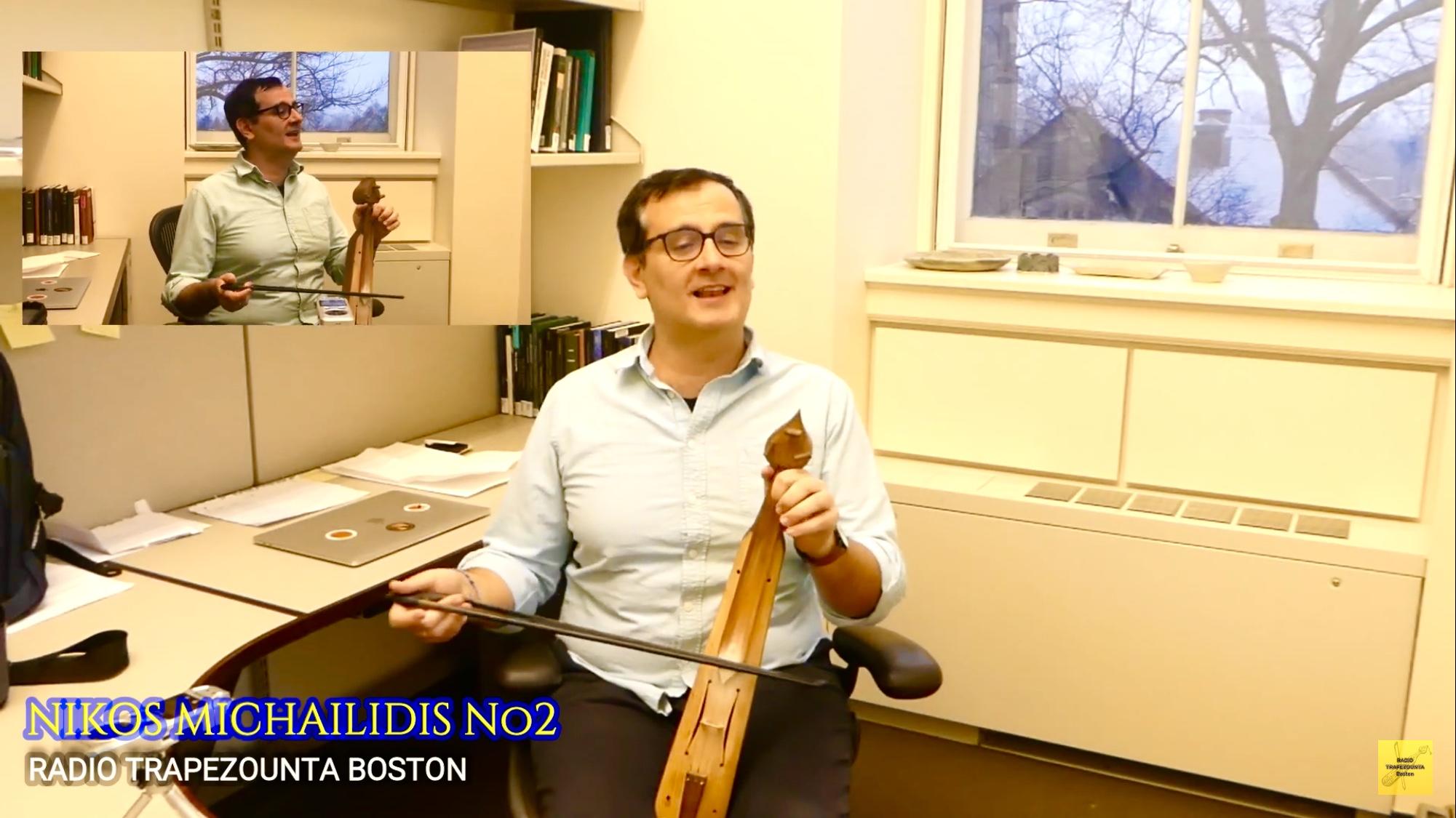 Nikos Michailidis || Νίκος Μιχαηλίδης || March 2019 No2