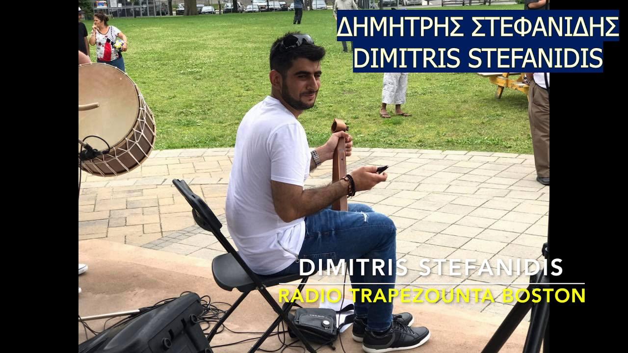 ΔΗΜΗΤΡΗΣ ΣΤΕΦΑΝΙΔΗΣ – DIMITRIS STEFANIDIS