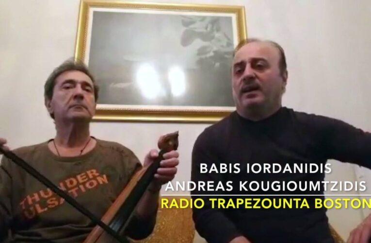 Μπάμπης Ιορδανίδης – Ανδρέας Κουγιουμτζίδης || Babis Iordanidis – Andreas Kougioumtzidis