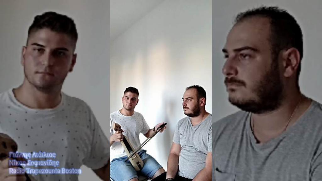 Γιάννης Λιάιλιας - Νίκος Σοφιανίδης    Giannis Liailias - Nikos Sofianidis
