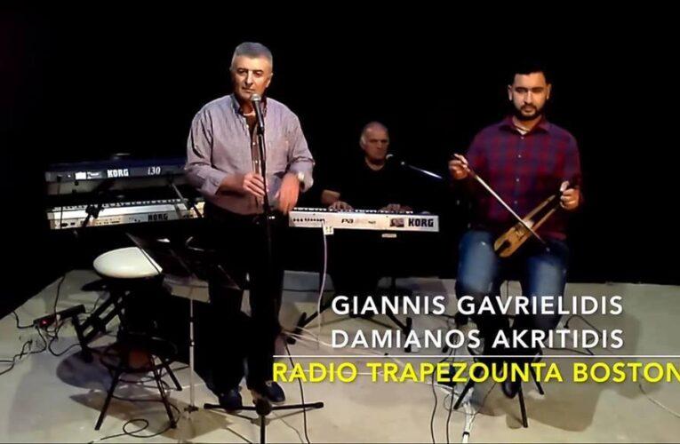 Γιάννης Γαβριηλίδης – Δαμιανός Ακριτίδης || Giannis Gavrielidis – Damianos Akritidis